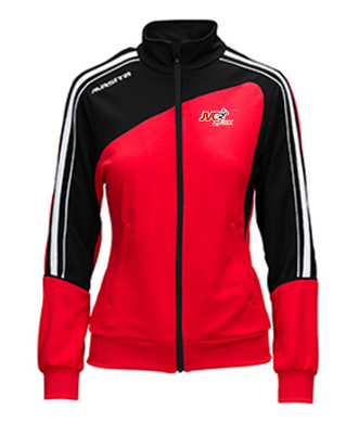 JVC Cuijk trainingsjack ladies incl. club logo