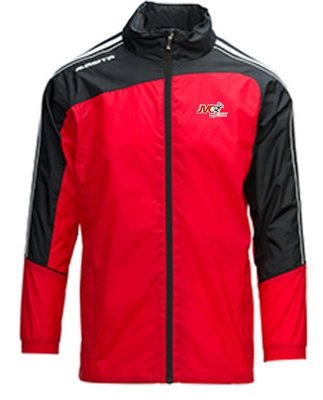 JVC Cuijk windbreaker incl. club logo