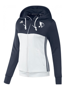 TV Graaf Herman hoody dames incl. club logo